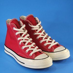 Converse Chuck 70 Classic Red Unisex Sneakers NWT